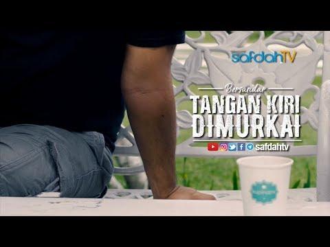 Adab Harian Muslim: Tangan Kiri.. Dimurkai.. - Mas Guntur ft. Bang Amzar
