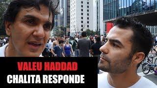 Valeu Haddad - Chalita Responde -  09/10/2016 - REPOSTADO POR MOTIVOS JUDICIAIS