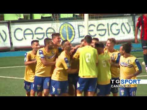 Sintesi Cerignola-Campobasso 5-0 Coppa Italia