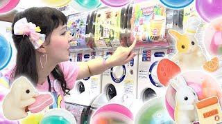 Room FILLED with Gachapon Machines! | ? HIGHLIGHTS ? Princess in Japan