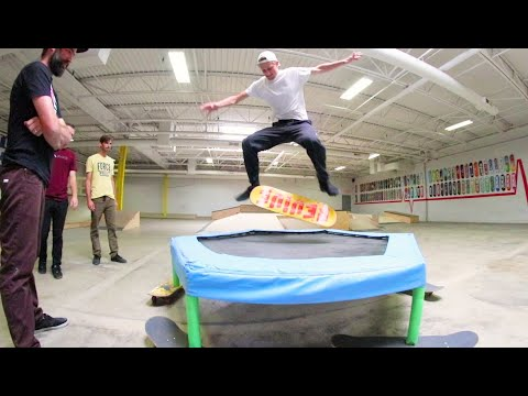 You Must Try To Tramp Board! / Warehouse Wednesday