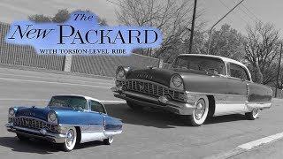 1955 Packard, THEN and NOW in 4K UHD