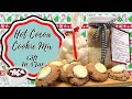 HOT COCOA COOKIE MIX!! GIFT IN A JAR!!