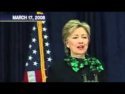 Hillary Clinton: 'Serial Liar' - Lying Compilation