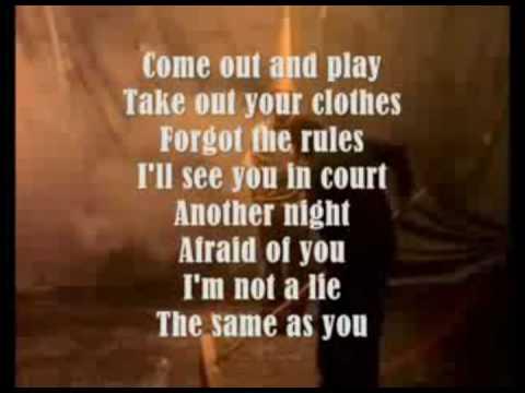 Teen spirit lyrics by nirvana