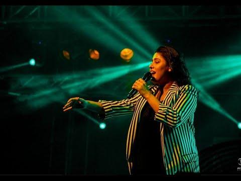 KAMLI | SUNIDHI CHAUHAN AT NIT TRICHY | FESTEMBER ROCKING PERFORMANCE