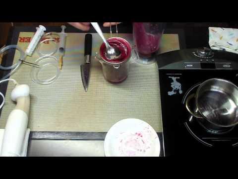Как приготовить свекольный сок - видео
