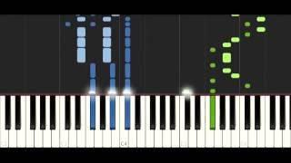 Wontolla, Kasger & Limitless - Miles Away - PIANO TUTORIAL