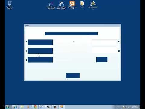 Software Educativo Visual basic