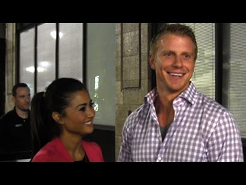 The Bachelor's Sean Lowe And Catherine Giudici So Happy Together