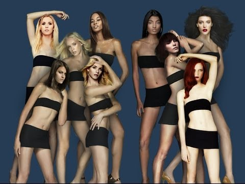 Fan's Next Top Model - Cycle 3 - Episode 3 - 'THE GIRL WHO CAME FROM THE GROUND'
