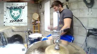 Download Lagu ZOMBIE [BAD WOLVES] DRUM COVER Gratis STAFABAND