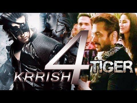 Hrithik Roshan's Krrish 4 Shoot Starts In 2018, Salman-Katrina's Tiger Zinda Hai WRAP Party thumbnail