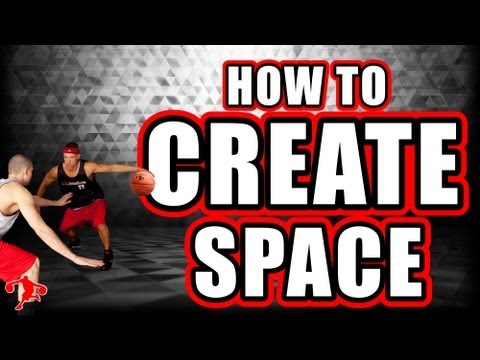 How to Create Space Off The Dribble in Basketball