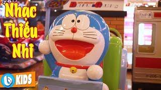Do-re-mon Chú Mèo Dễ Thương ♫ Nhạc Thiếu Nhi Hay Nhất Cho Bé