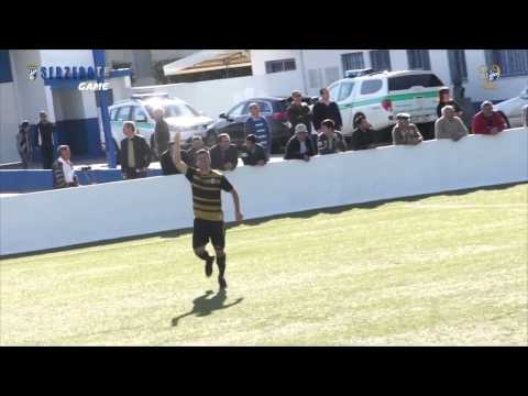 SerzedoTV -  Seniores CF Serzedo 3 vs 1 CF Oliveira do Douro (Full HD)