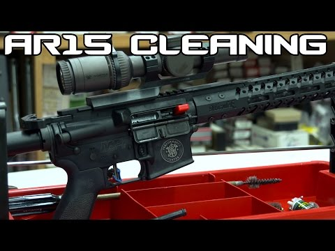 ULTIMATE AR-15 CLEANING AND TAKE-DOWN with Jerry Miculek! (4K)
