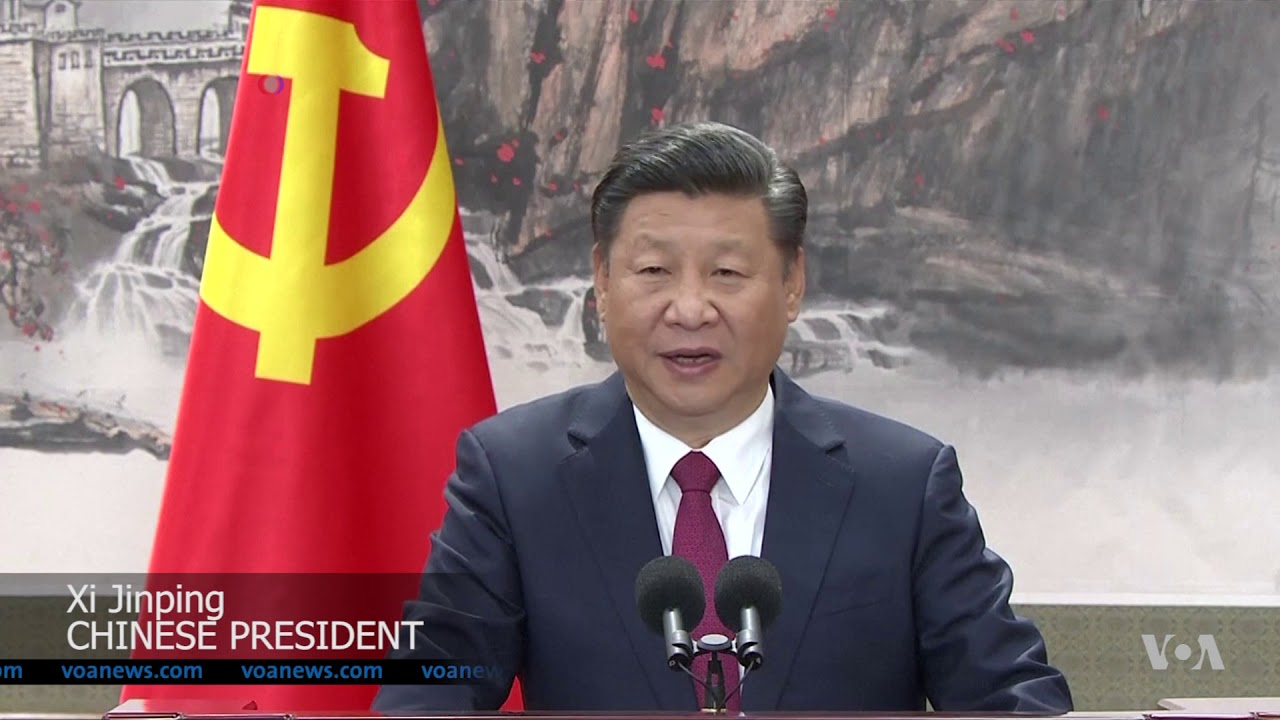 China Unveils New Leadership With no Clear Successor for Xi