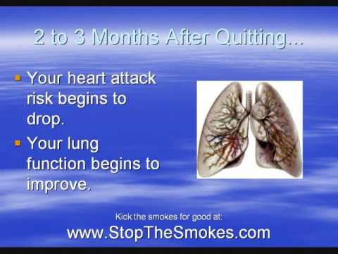What Happens When You Quit Smoking? Music Videos