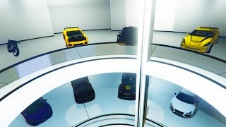 GTA 5 Online - STEALING AND SELLING THE MOST EXPENSIVE LUXURY CARS! IMPORT/EXPORT DLC (GTA V Online)