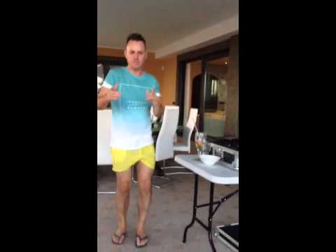 Tune of the Summer Martin Solveig's Intoxicated as played by DJ Mark'y in Ibiza villa