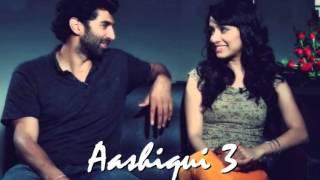 Bas Rona Mat  Aashiqui 3 Offcial Video  Full HD Song