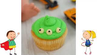 Hướng dẫn làm bánh kem mini cực kỳ dễ thương - KTHL