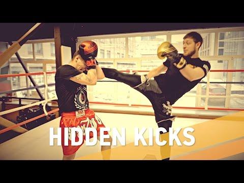 Эффектные скрытые удары в тайском боксе - ARMA SPORT