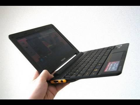 Toshiba AC100 Smartbook Review