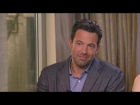 Ben Affleck Talks Marriage, Children & 'Gone Girl'