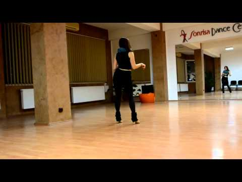 Judit - Sonrisa Dance Center, Kizomba Lady Styling