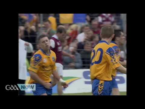 GAANOW Rewind: Frankie Dolan Goal 2001 Connacht Football Semi-Final