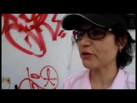 Jornada limpieza de grafitis #YoSoyCandelaria