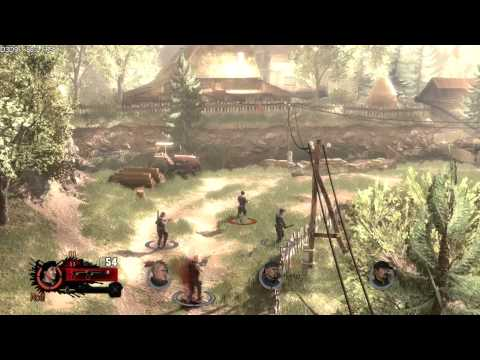 Os Mercenrios 2 o JOGO Gameplay