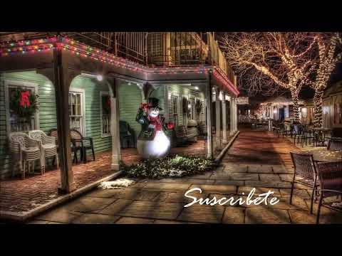 Instrumental Christmas Music  - canciones y villancicos de navidad instrumental alegre