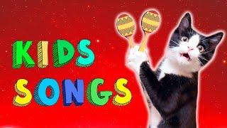 ABC | Animal Songs For Kids + MORE Nursery Rhymes & Kids Songs