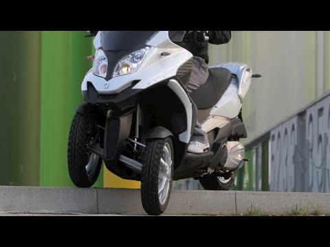 QUADRO 3D le scooter 3 roues le plus sûr et le plus stable !