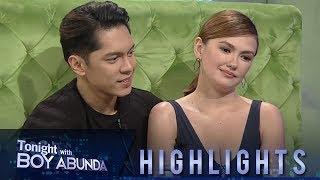 TWBA: Carlo answers how sexy is Angelica Panganiban
