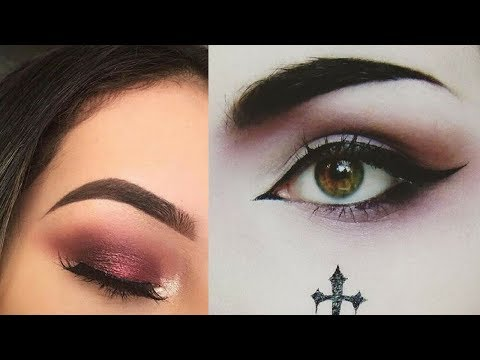 Easy Everyday Eye Makeup Tutorial || Beautiful Eye Makeup Tutorials Compilation