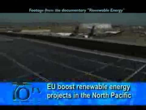 EU Boost Renewable Energy Projects In The North Pacific