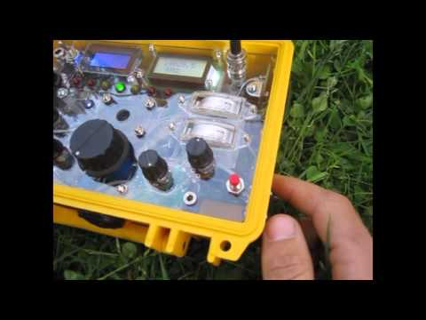 new solar QRP transceiver 'Bumble Bee 20' & DX QSO w OE5MSM