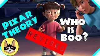 Who is Boo?  |  Alternate Theory Expanded/Revised | Monsters Inc | Toy Story | Pixar Theory