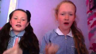 Download Justin Bieber Baby, cover by Hannah and Emily xxx 3Gp Mp4