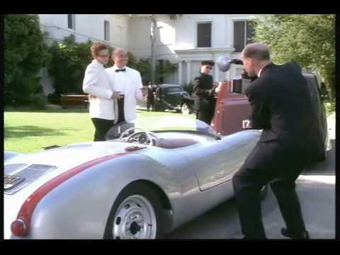 James Dean - Fatal Porsche 550 Spyder crash