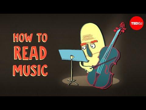How to read music Tim Hansen