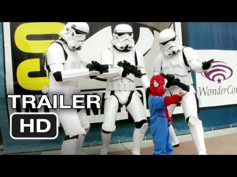 Comic-Con Episode IV: A Fan's Hope Official Trailer #1 - Morgan Spurlock Movie (2012) HD