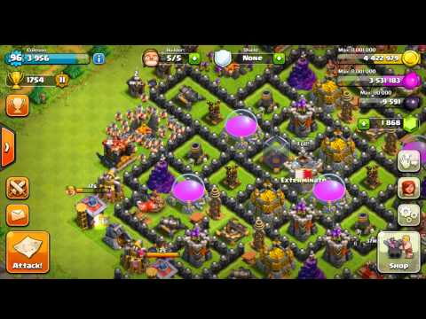 """CLASH OF CLANS - HOW TO FIND INSANE LOOT EVERY TIME! """"MUST SEE"""" (CLASH OF CLANS)"""