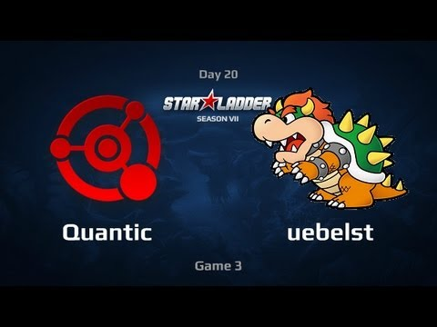 Quantic vs uebelst, SLTV Star Series S VII Day 20