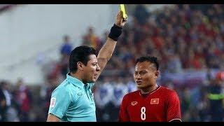 Tin Việt -  Nóng: Trọng tài cực 'gắt', từng rút mưa thẻ tại chung kết lượt về AFF Cup 2018, cầm còi