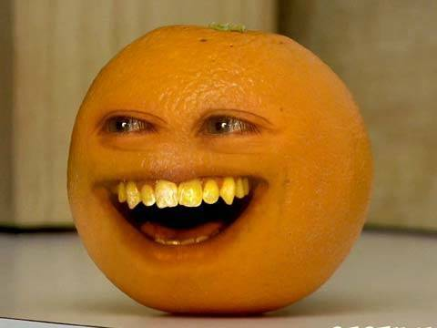 HEY! The 2nd season of the Annoying Orange TV show starts this Thursday on Cartoon Network at 7:30/6:30c!!! WATCH IT! HAHAHA!!! FREE Version of Annoying Orange Kitchen Carnage: iTUNES: http://bit....